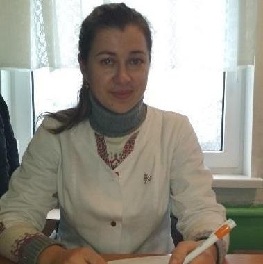 Сидоренко Людмила Юріївна