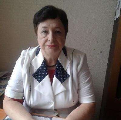 Ясенова Ніна Іванівна