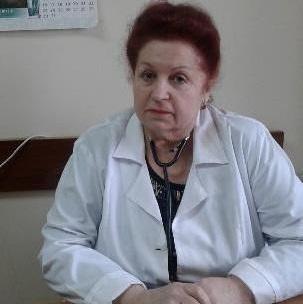 Запорожець Галина Максимівна
