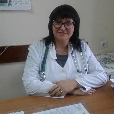Прокопенко Наталія Олександрівна