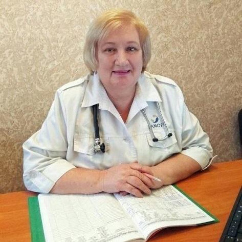 Широкопояс Ніна Іванівна