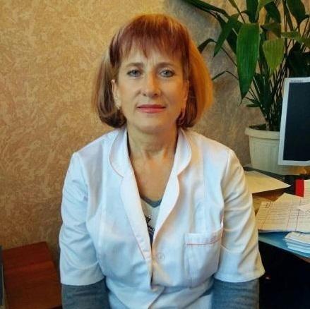 Чуприна Вікторія Миколаївна