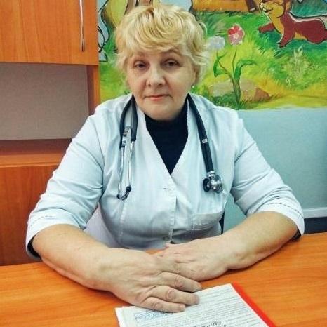 Стеценко Наталія Іванівна