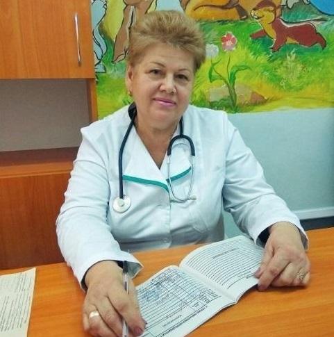 Руденко Валентина Борисівна