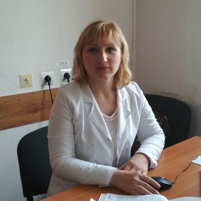 Зубова Валентина Володимирівна