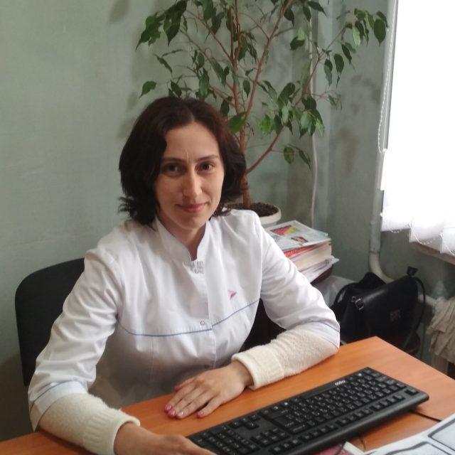 Рокоман Ірина Михайлівна