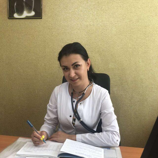 Луценко Вікторія Миколаївна